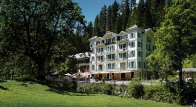 Wanderung im Rosenlauital / Haslital zur Rosenlaui Gletscherschlucht, Schwarzwaldalp, Alpiglen zur Grossen Scheidegg (Grindelwald)