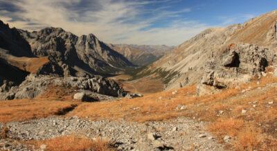 Wanderung auf den Piz Umbrail, 3033 m.ü.M., vom Umbrailpass via Lai da Rims, Val Vau nach Santa Maria Val Müstair – eine Gipfeltour par excellence!