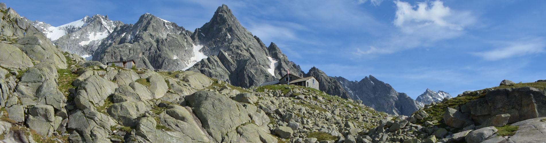 Wandern im Bergell / Val Bregaglia: Bergeller Höhenweg La Panoramica, Via Sett, Maloja, Stampa, Promontogno, Bondo, Casaccia, Soglio uvm. Entdecke die schönsten Wanderungen!
