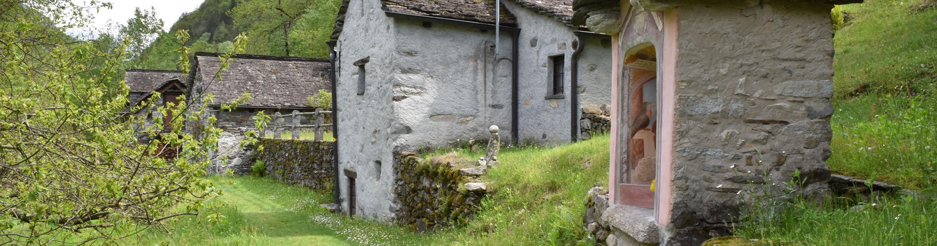 Wanderungen im Maggiatal, Tessin – Jetzt geht's los auf die schönsten Wanderwege im Valle Maggia.