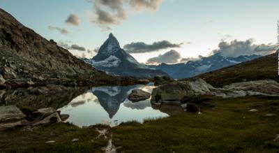 Wanderung vom Gornergrat, Zermatt, via Rotenboden, Riffelsee zum Riffelberg
