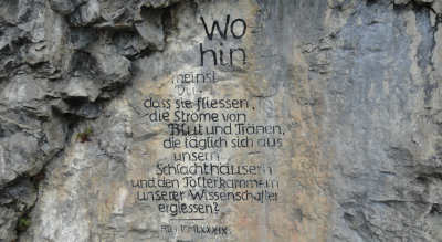 Wanderung am Walensee: Weesen – Quinten