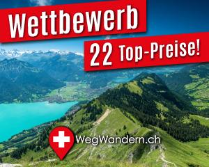 Sommer-Wettbewerb 2020 – WegWandern.ch