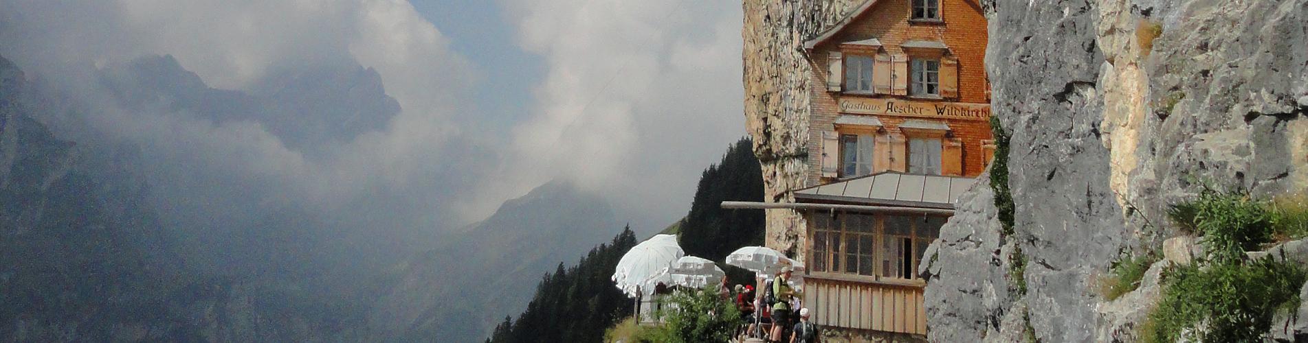 Wanderungen Ostschweiz