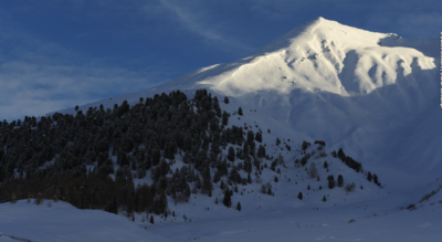 Winterwanderung von Davos Frauenkirch ins Sertigtal zum Sertig Dörfli (Gasthaus Zum Bergführer) und nach Sertig Sand beim Walserhuus Sertig
