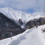 Winter-Rundwanderungen ohne Bergbahn