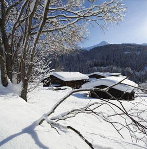Hotel Restaurant Bellevue, Davos Wiesen – Das Wanderhotel für Wanderungen, Schneeschuhtouren, Winterwanderungen in der Region Davos, Wanderferien in Davos, Prättigau
