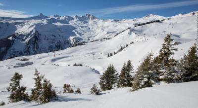 Winterwanderung im Flumserberg auf dem Crappa-Rundweg von der Tannenbodenalp durch den Crappawald via Tanzplatz, Madils, Sennestubä und wieder zurück zur Tannenbodenalp