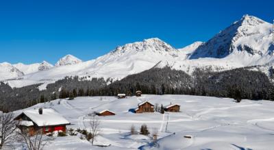 Winterwanderung von Arosa via Prätschli, Maran, Eichhörnliweg und zurück nach Arosa (Rundwanderung)