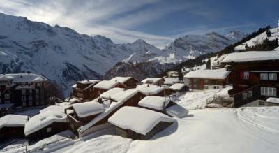 Winterwanderung von der Grütschalp, oberhalb Lauterbrunnen (Lauterbrunnental), via Winteregg nach Mürren
