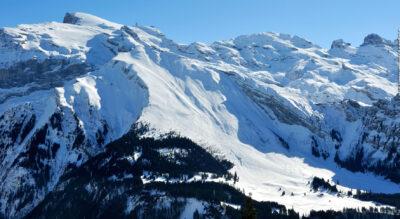 Winterwanderung rund um den Trübsee oberhalb von Engelberg