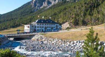 Wanderung im Schweizerischen Nationalpark von Champlönch nach Il Fuorn, zwischen Zernez und dem Ofenpass