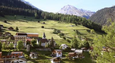 Wanderung durch die Zügenschlucht von Davos Monstein via Silberberg, Bärentritt, Davos Wiesen nach Filisur