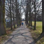 Zürich Enge – Rieterpark – Belvoirpark – Bürkliplatz